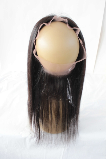 360 Frontal Straight Closure